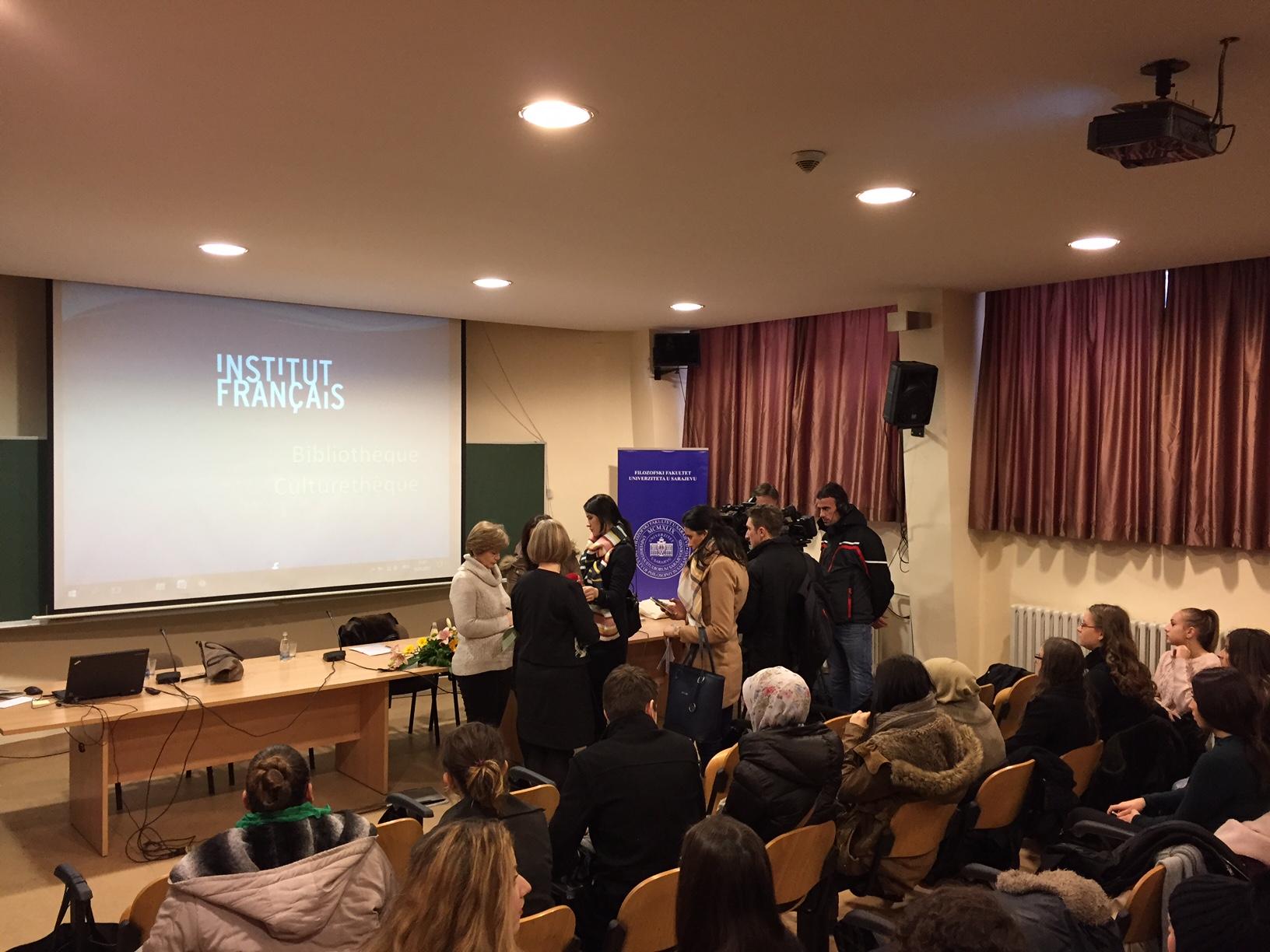Rencontres en ligne Sarajevo