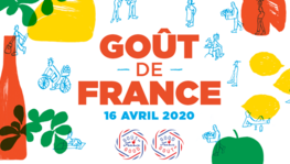 "Participez aux dîners ""Goût de France / Good France"", le 16 avril (...)"
